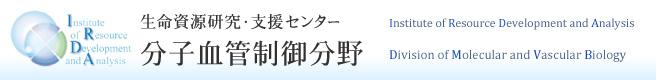 熊本大学生命資源研究・支援センター 分子血管制御分野